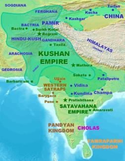 Kushanmap